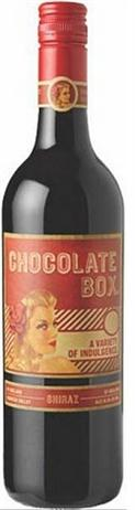 Chocolate Box Shiraz Dark Chocolate
